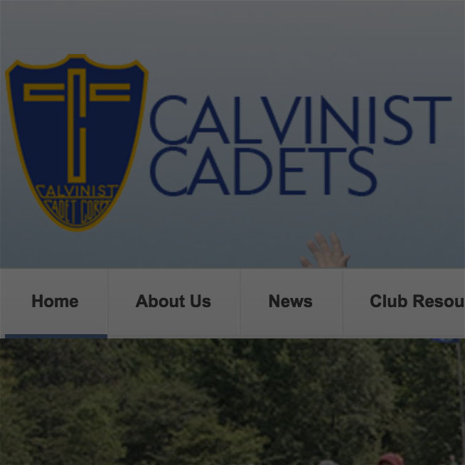 Calvinist Cadets